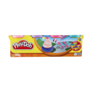 Modellervoks Play-doh essentials pd classic colours